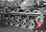 Image of United States M-24 Chaffee tank Germany, 1945, second 29 stock footage video 65675043291