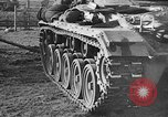 Image of United States M-24 Chaffee tank Germany, 1945, second 32 stock footage video 65675043291