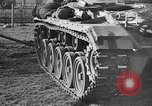 Image of United States M-24 Chaffee tank Germany, 1945, second 34 stock footage video 65675043291
