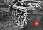 Image of United States M-24 Chaffee tank Germany, 1945, second 35 stock footage video 65675043291