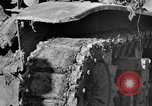 Image of United States M-24 Chaffee tank Germany, 1945, second 40 stock footage video 65675043291