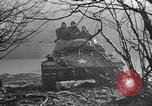 Image of United States M-24 Chaffee tank Germany, 1945, second 58 stock footage video 65675043291