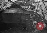 Image of United States M-24 Chaffee tank Germany, 1945, second 61 stock footage video 65675043291