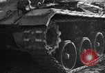 Image of United States M-24 Chaffee tank Germany, 1945, second 62 stock footage video 65675043291