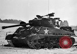 Image of M-24 Sherman Tank United States USA, 1945, second 5 stock footage video 65675043292