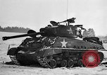Image of M-24 Sherman Tank United States USA, 1945, second 6 stock footage video 65675043292