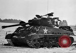 Image of M-24 Sherman Tank United States USA, 1945, second 8 stock footage video 65675043292