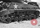 Image of M-24 Sherman Tank United States USA, 1945, second 9 stock footage video 65675043292