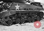 Image of M-24 Sherman Tank United States USA, 1945, second 10 stock footage video 65675043292