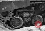 Image of M-24 Sherman Tank United States USA, 1945, second 12 stock footage video 65675043292