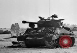 Image of M-24 Sherman Tank United States USA, 1945, second 22 stock footage video 65675043292