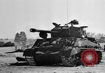 Image of M-24 Sherman Tank United States USA, 1945, second 23 stock footage video 65675043292
