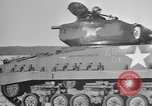 Image of M-24 Sherman Tank United States USA, 1945, second 34 stock footage video 65675043292