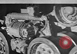 Image of M-24 Sherman Tank United States USA, 1945, second 36 stock footage video 65675043292