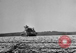 Image of M-24 Sherman Tank United States USA, 1945, second 42 stock footage video 65675043292