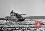 Image of M-24 Sherman Tank United States USA, 1945, second 46 stock footage video 65675043292