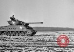 Image of M-24 Sherman Tank United States USA, 1945, second 47 stock footage video 65675043292