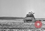 Image of M-24 Sherman Tank United States USA, 1945, second 49 stock footage video 65675043292