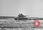 Image of M-24 Sherman Tank United States USA, 1945, second 52 stock footage video 65675043292