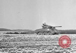 Image of M-24 Sherman Tank United States USA, 1945, second 54 stock footage video 65675043292