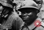 Image of German troops France, 1940, second 42 stock footage video 65675043295