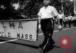 Image of The Shriners parade New York City USA, 1964, second 55 stock footage video 65675043298