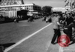 Image of 24 hours motorcycle race Spain, 1964, second 8 stock footage video 65675043300