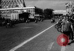 Image of 24 hours motorcycle race Spain, 1964, second 10 stock footage video 65675043300
