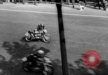 Image of 24 hours motorcycle race Spain, 1964, second 16 stock footage video 65675043300