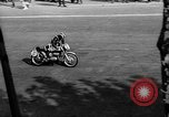 Image of 24 hours motorcycle race Spain, 1964, second 17 stock footage video 65675043300