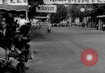 Image of 24 hours motorcycle race Spain, 1964, second 31 stock footage video 65675043300