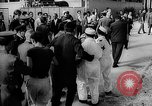 Image of 24 hours motorcycle race Spain, 1964, second 39 stock footage video 65675043300