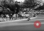 Image of 24 hours motorcycle race Spain, 1964, second 41 stock footage video 65675043300