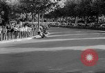Image of 24 hours motorcycle race Spain, 1964, second 43 stock footage video 65675043300