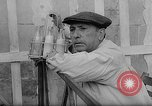 Image of 24 hours motorcycle race Spain, 1964, second 60 stock footage video 65675043300
