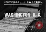 Image of Schecter Poultry versus US Washington DC USA, 1935, second 2 stock footage video 65675043306