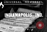 Image of Kelly Petillo Indianapolis Indiana USA, 1935, second 1 stock footage video 65675043307