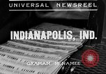 Image of Kelly Petillo Indianapolis Indiana USA, 1935, second 3 stock footage video 65675043307