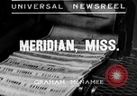 Image of Fred and Al Key Meridian Mississippi USA, 1935, second 2 stock footage video 65675043311