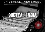 Image of Earthquake Quetta India, 1935, second 2 stock footage video 65675043312
