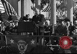Image of Franklin D Roosevelt San Diego California USA, 1935, second 11 stock footage video 65675043321