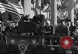 Image of Franklin D Roosevelt San Diego California USA, 1935, second 12 stock footage video 65675043321