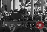 Image of Franklin D Roosevelt San Diego California USA, 1935, second 16 stock footage video 65675043321