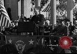 Image of Franklin D Roosevelt San Diego California USA, 1935, second 19 stock footage video 65675043321