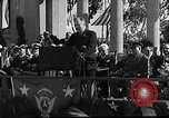 Image of Franklin D Roosevelt San Diego California USA, 1935, second 20 stock footage video 65675043321