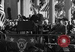 Image of Franklin D Roosevelt San Diego California USA, 1935, second 23 stock footage video 65675043321