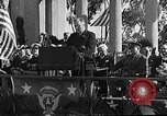 Image of Franklin D Roosevelt San Diego California USA, 1935, second 24 stock footage video 65675043321
