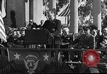 Image of Franklin D Roosevelt San Diego California USA, 1935, second 27 stock footage video 65675043321