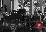 Image of Franklin D Roosevelt San Diego California USA, 1935, second 28 stock footage video 65675043321