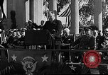 Image of Franklin D Roosevelt San Diego California USA, 1935, second 29 stock footage video 65675043321